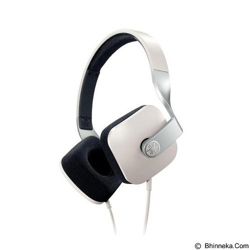 YAMAHA Headphone HPH-M82 [YHPH-M82C5]- White (Merchant) - Headphone Full Size