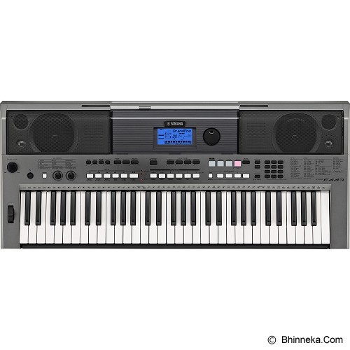 YAMAHA Keyboard Tunggal [PSR-E443] - Keyboard Arranger