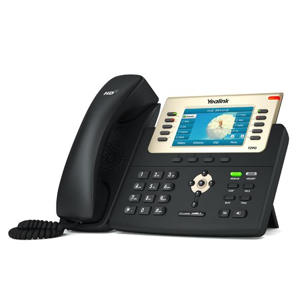 YEALINK IP Phone [SIP T-29G] - Ip Phone