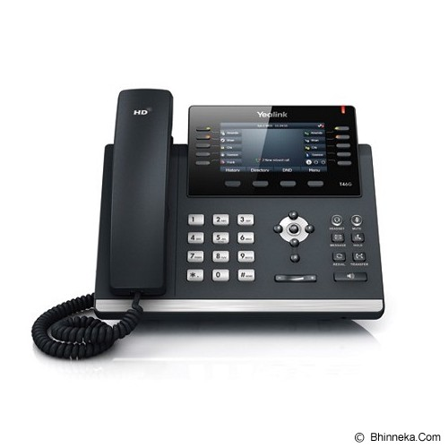 YEALINK IP Phone [SIP T-46G] - Ip Phone