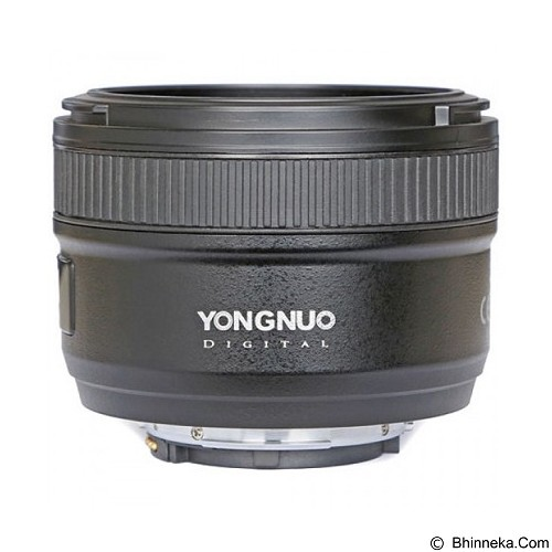 YONGNUO 50mm f/1.8 Lens For Nikon (Merchant) - Camera Slr Lens