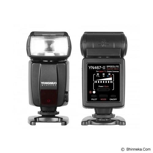 YONGNUO Lampu Flash Kamera [YN-467 II] for Nikon (Merchant) - Camera Flash