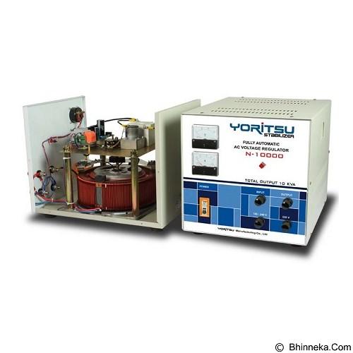 YORITSU Analog 10KVA 1 Phase - Stabilizer Consumer