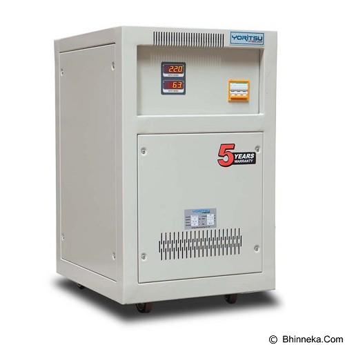 YORITSU Digital 15KVA 1 Phase - Stabilizer Industrial