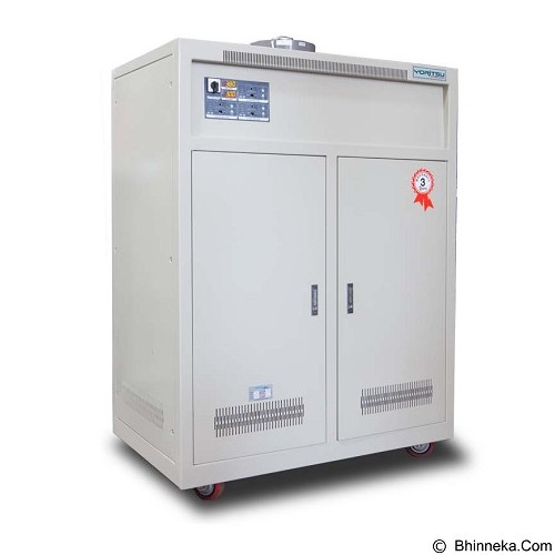 YORITSU Digital 200KVA 3 Phase (Merchant) - Stabilizer Industrial