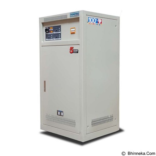 YORITSU Digital 50KVA 3 Phase (Merchant) - Stabilizer Industrial