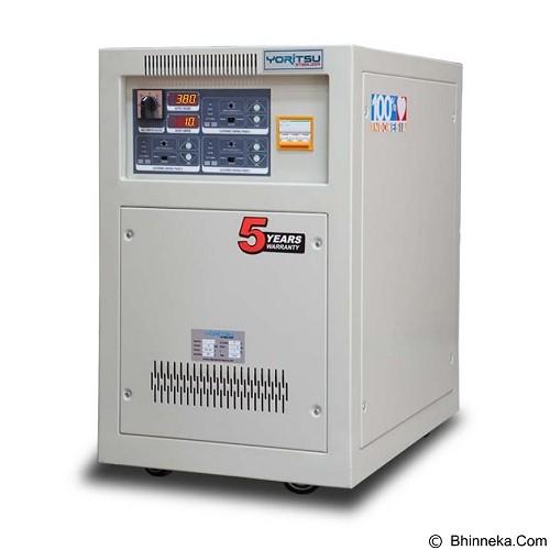 YORITSU Digital 6KVA 3 Phase - Stabilizer Industrial