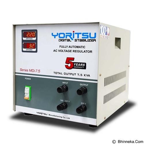 YORITSU Digital 7.5KVA 1 Phase - Stabilizer Consumer