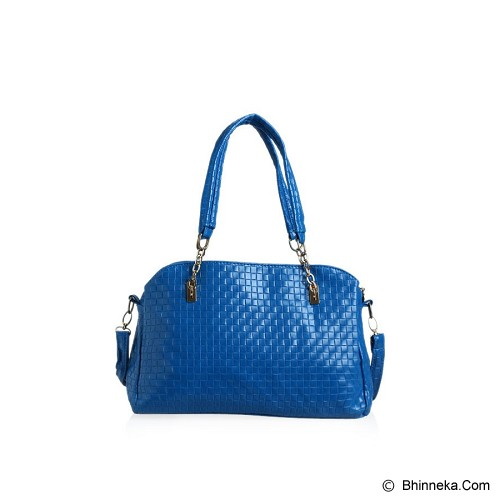 YOU'VE Cathrina Textured Handbag - Blue - Shoulder Bag Wanita