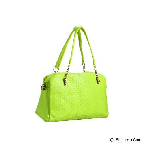 YOU'VE Cathrina Textured Handbag - Green - Shoulder Bag Wanita