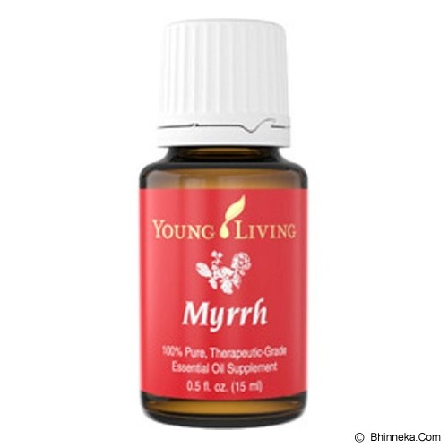 YOUNG LIVING Essential Oil 15ml - Myrrh - Obat Luka Luar