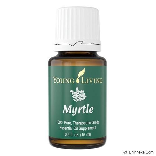 YOUNG LIVING Essential Oil 15ml - Myrtle - Obat Flu Dan Batuk