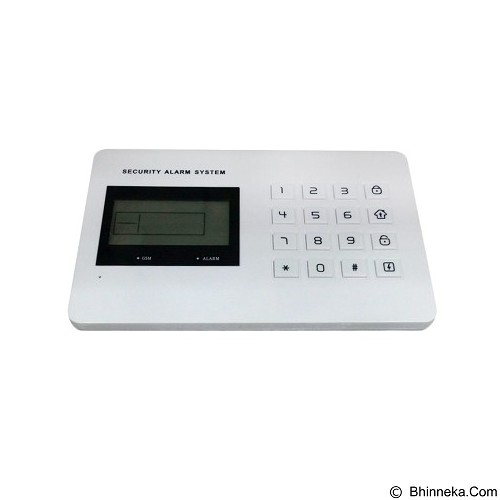 YUANHANG Wireless Alarm System [YH-3008A] (Merchant) - Alarm