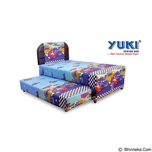 YUKI SPRINGBED Medium Comfort [2IN1-MC-NC04-120-SOKLS] (Merchant) - Kasur