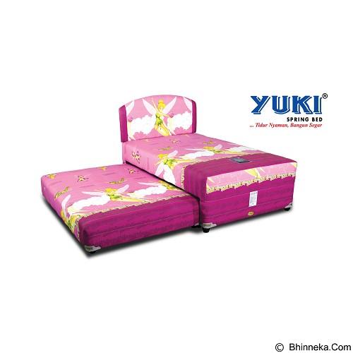 YUKI SPRINGBED Medium Comfort [2IN1-MC-TB56-120-SOKLS] (Merchant) - Kasur