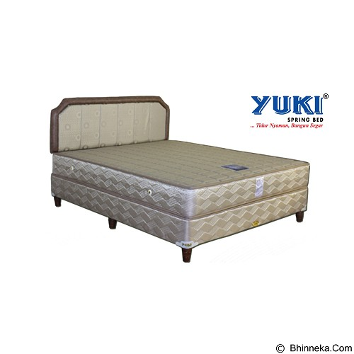 YUKI SPRINGBED Medium Comfort [SB-MC-MG54-160-SKKLO] (Merchant) - Kasur