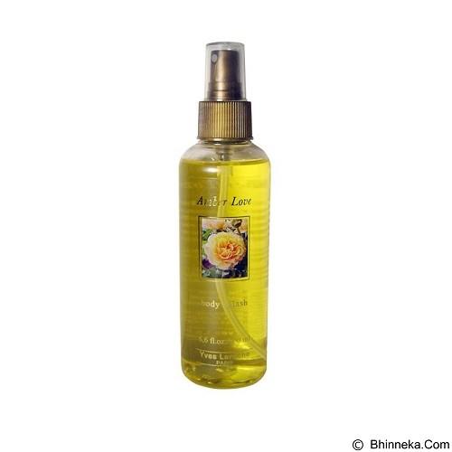 YVESLAROCHE Amber Love 200 ml (Merchant) - Body Spray untuk Wanita