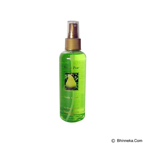 YVESLAROCHE Fruity Pear 100 ml (Merchant) - Body Spray untuk Wanita