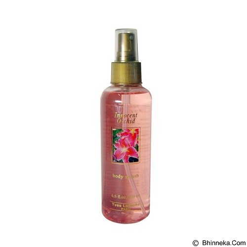 YVESLAROCHE Innocent Orchid 200 ml (Merchant) - Body Spray untuk Wanita