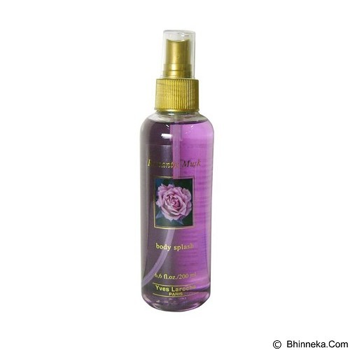 YVESLAROCHE Romantic Musk 200 ml (Merchant) - Body Spray untuk Wanita