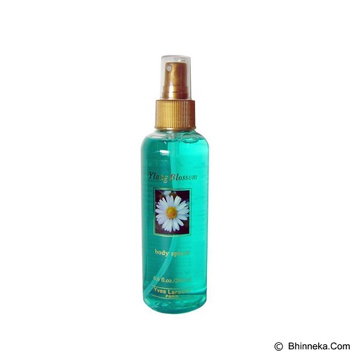 YVESLAROCHE Ylang Blossom 200 ml (Merchant) - Body Spray untuk Wanita