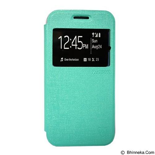 ZAGBOX Flip Cover for Samsung Galaxy J1 Ace - Tosca (Merchant) - Casing Handphone / Case