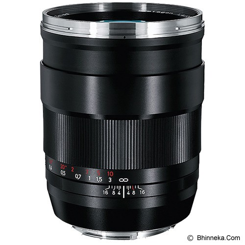 ZEISS Distagon T* 35mm f/1.4 ZE Manual for Canon - Camera Slr Lens