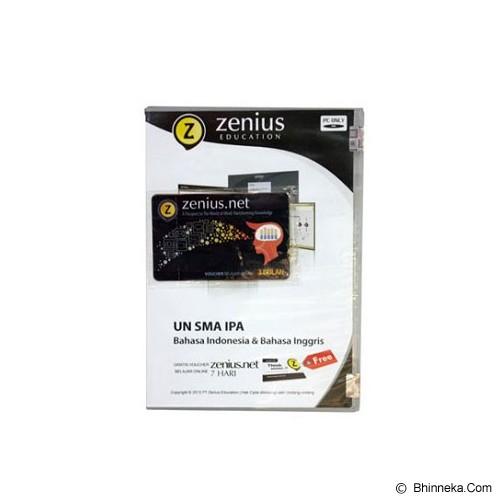 ZENIUS Paket Zenius UN SMA IPA [UA31] - Buku Soal Latihan Un & Snmptn