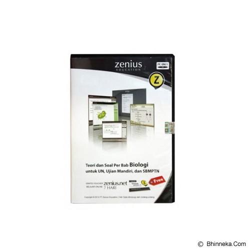ZENIUS Teori dan Soal Per BAB Biologi Untuk UN Ujian Mandiri dan SNMPTN [ZC80] - Buku Soal Latihan Un & Snmptn