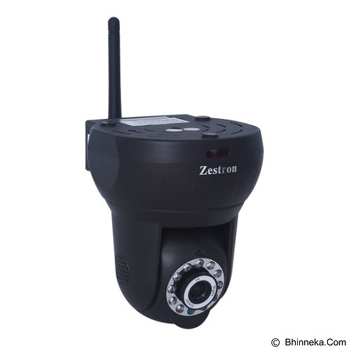 ZESTRON 1MP IR Household Robot Bullet IP Camera [ZIP100W] (Merchant) - Ip Camera