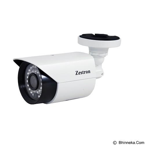 ZESTRON 1MP Weatherproof AHD Camera [ZOA101] (Merchant) - Cctv Camera