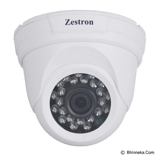ZESTRON 2MP IR Dome Analog High Devinition Camera [ZDA201] (Merchant) - Cctv Camera