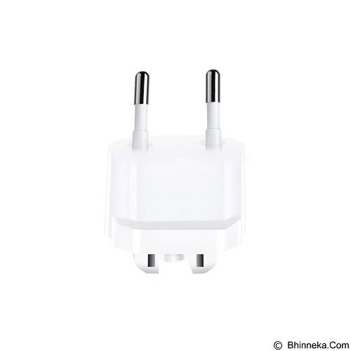 ZIKKO Charger Plus 2 USB Ports [GPE161] - White - Universal Charger Kit
