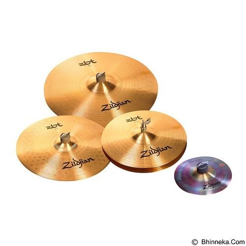harga ZILDJIAN Cymbal ZBT Box Set [ZBTP390] Bhinneka.Com
