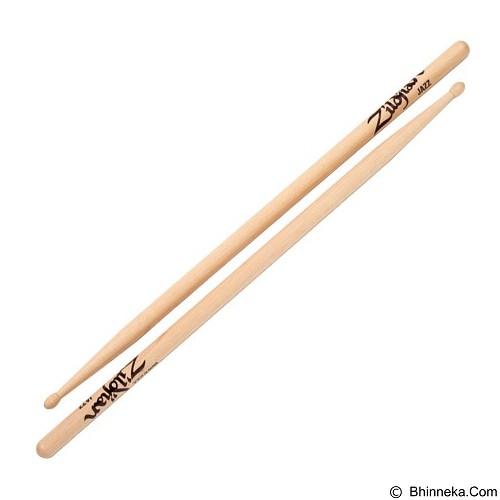 ZILDJIAN Drumstick Hickory Series Jazz Wood Natural [JZWN] - Stick Drum