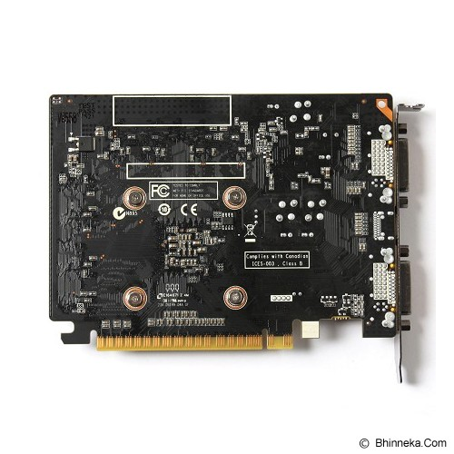 ZOTAC NVidia Geforce GT730 2GB - Vga Card Nvidia