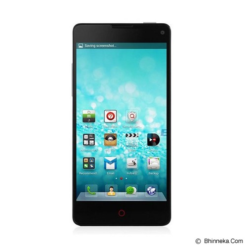 ZTE Nubia Z5S Mini - Black - Smart Phone Android