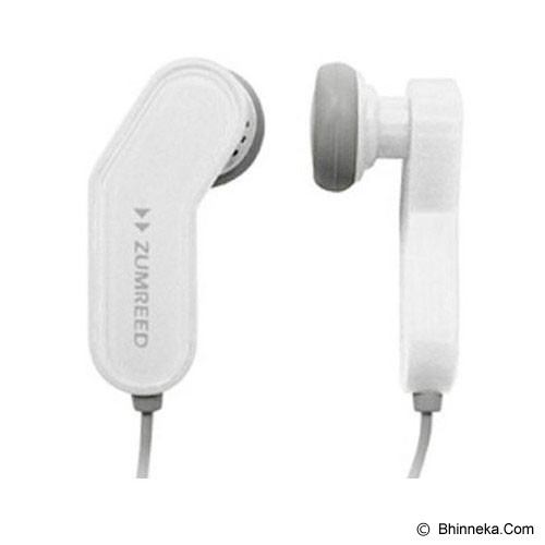 ZUMREED MAG earphones LITE - White - Earphone Ear Bud