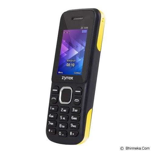 ZYREX ZC599 - Yellow - Handphone Gsm