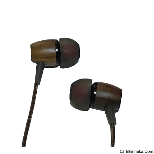 dbE Acoustics Wood In Ear Monitor Rev III [WS10] (Merchant) - Earphone Ear Monitor / Iem