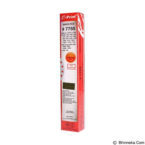 e-Print Cartridge RR 7755 LL - Pita & Label Printer Lainnya