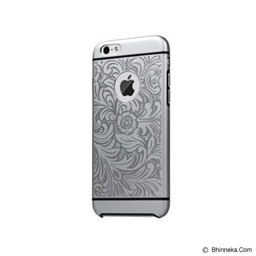 iBACKS Cameo Series Aluminium Case for Apple iPhone6 Venezia [ip60025] - Space Gray - Casing Handphone / Case