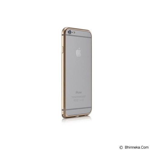 iBACKS Essence Aluminium Bumper for Apple iPhone6 [ip60004] - Champaign Gold - Casing Handphone / Case