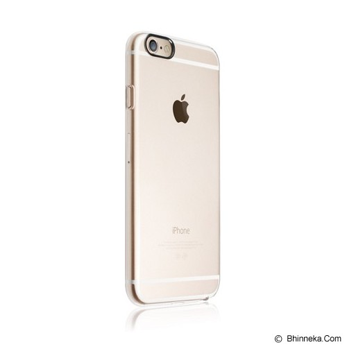 iBACKS Inherent Jacket Transparent Case for iPhone 6 Plus [ip60086] - Casing Handphone / Case