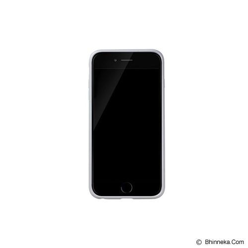 iBACKS Premium Aluminium Case for iPhone 6 Plus Essence [ip60083] - Silver - Casing Handphone / Case