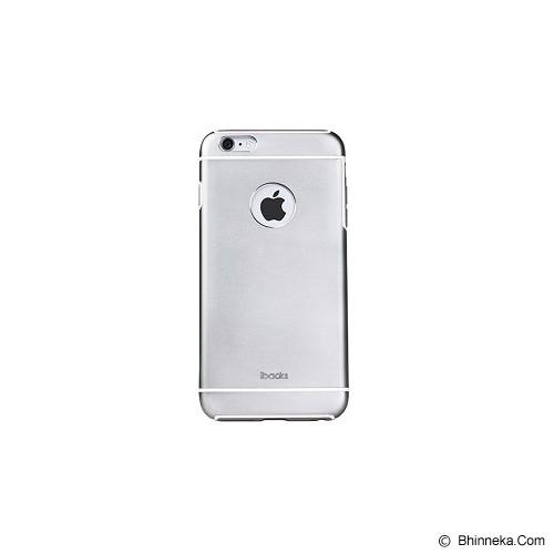 iBACKS Premium Aluminium Case for iPhone 6 Plus Essence [ip60084] - Space Grey - Casing Handphone / Case