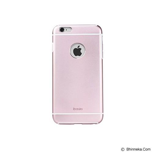 iBACKS Premium Aluminium Case for iPhone 6 Plus Essence [ip60085] - Pink - Casing Handphone / Case
