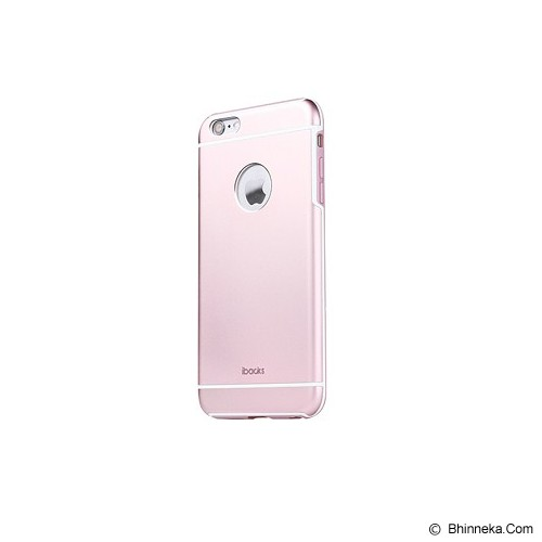 iBACKS Premium Aluminium Case for Apple iPhone6 Essence [ip60022] - Pink - Casing Handphone / Case