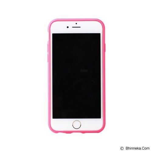 iBACKS Premium PC Case for iPhone 6 Don Quixote Windmill [ip60047] - White Pink - Casing Handphone / Case