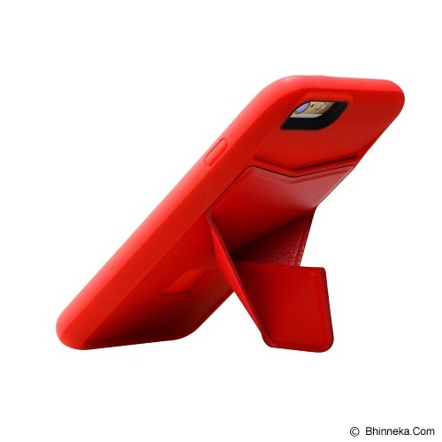 iBACKS Premium PC Case for iPhone 6 Don Quixote Windmill [ip60048] - Red - Casing Handphone / Case